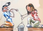 """Viện Khoa học và Kỹ thuật Môi trường với Dự án STEM """"Nhà hóa học trẻ"""": Cách làm mới trong giảng dạy STEM và tuyên truyền về bảo vệ môi trường"""