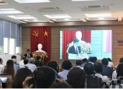 """Khai mạc Hội thảo Quốc tế FORM 2020 """"Xây dựng – Kiến tạo môi trường sống"""""""