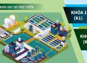 """Khép lại thành công khóa đào tạo trực tuyến """"Vận hành – Bảo dưỡng Nhà máy Xử lý nước thải"""" và """"Vận hành – Bảo dưỡng các công trình của Hệ thống cấp nước"""""""