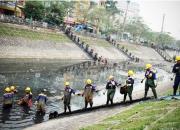 Sáng chế 'Hệ thống xử lý nước thải, kiểm soát ô nhiễm kênh mương, sông hồ'