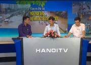 Chuyện đô thị: Mùa mưa bão và vấn đề tiêu thoát nước