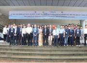 Lễ trao học bổng tài trợ cho các nghiên cứu viên trẻ - Quỹ học bổng nghiên cứu khoa học về nước và môi trường (KGRG) năm 2017